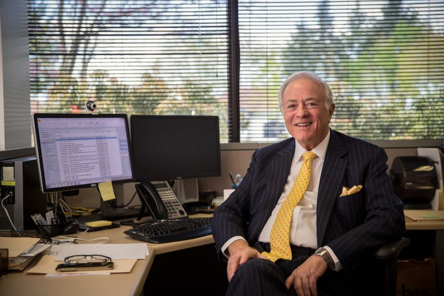 William Rutherford, president and founder of Rutherford Investment Management.