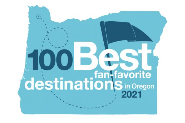 Submit Your Business as One of the 100 Best Fan-Favorite Destinations in Oregon