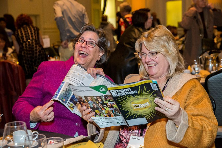 PHOTOS: 100 Best Nonprofits to Work For in Oregon Celebration