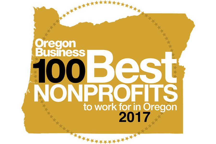 The 2017 100 Best Nonprofits to Work for in Oregon