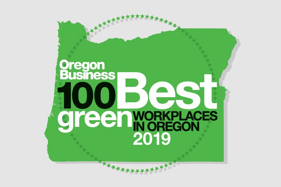 2019 100 Best Green Workplaces in Oregon Luncheon and Celebration