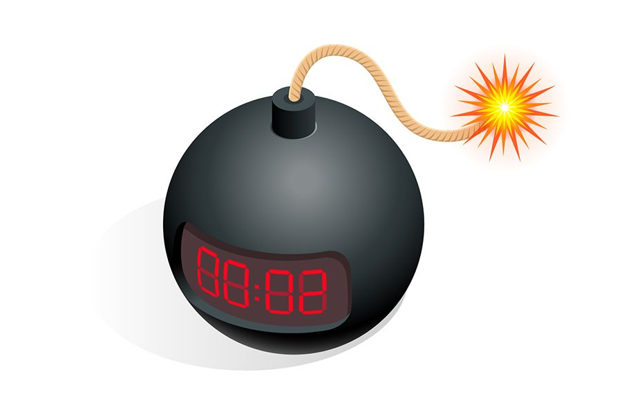 The Financial Advisor Time Bomb