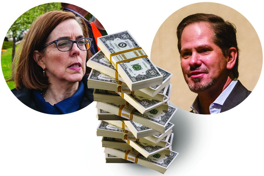 BY THE NUMBERS: Campaign cash