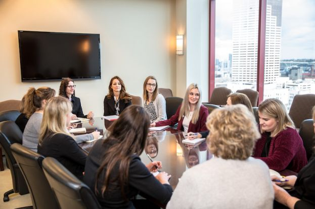 Stifel's Women's Initiative Network.