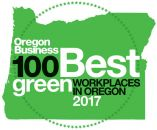100 Best Green Workplaces in Oregon 2017