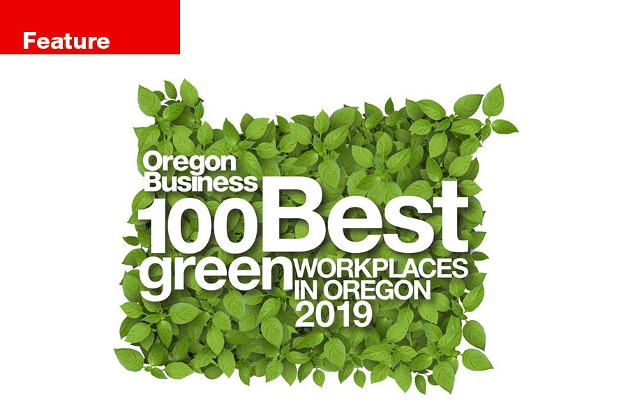 The 2019 100 Best Green Workplaces in Oregon