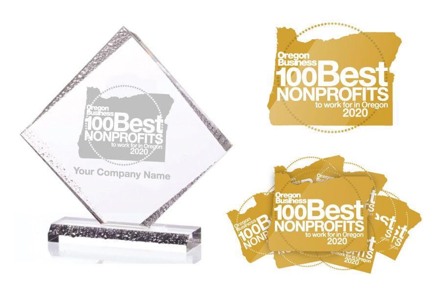 100 Best Nonprofits Merchandise