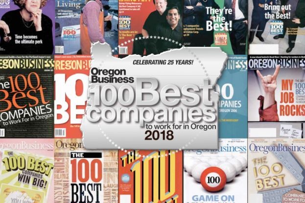 The 2018 100 Best Companies to Work for in Oregon
